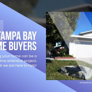 Tampa Bay Home Buyer - Joe Homebuyer Tampa Bay - Local and Trusted Home Buyers