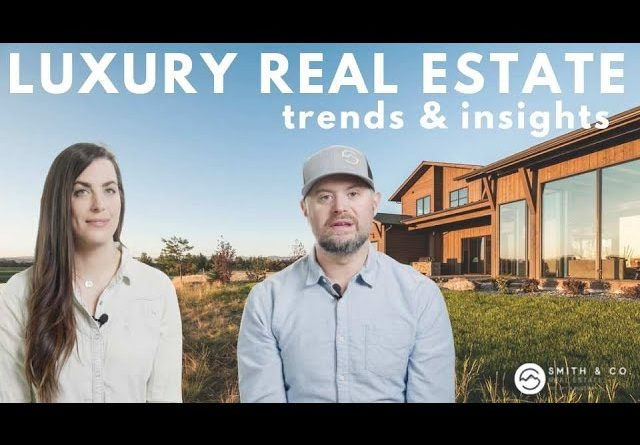 Luxury Real Estate in Bozeman and Big Sky
